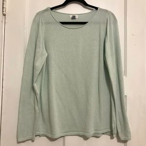 Seafoam Sweater
